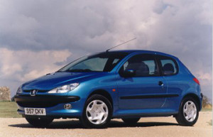 Peugeot 206 Insurance Group and Review | The Cheapest Cars to Insure