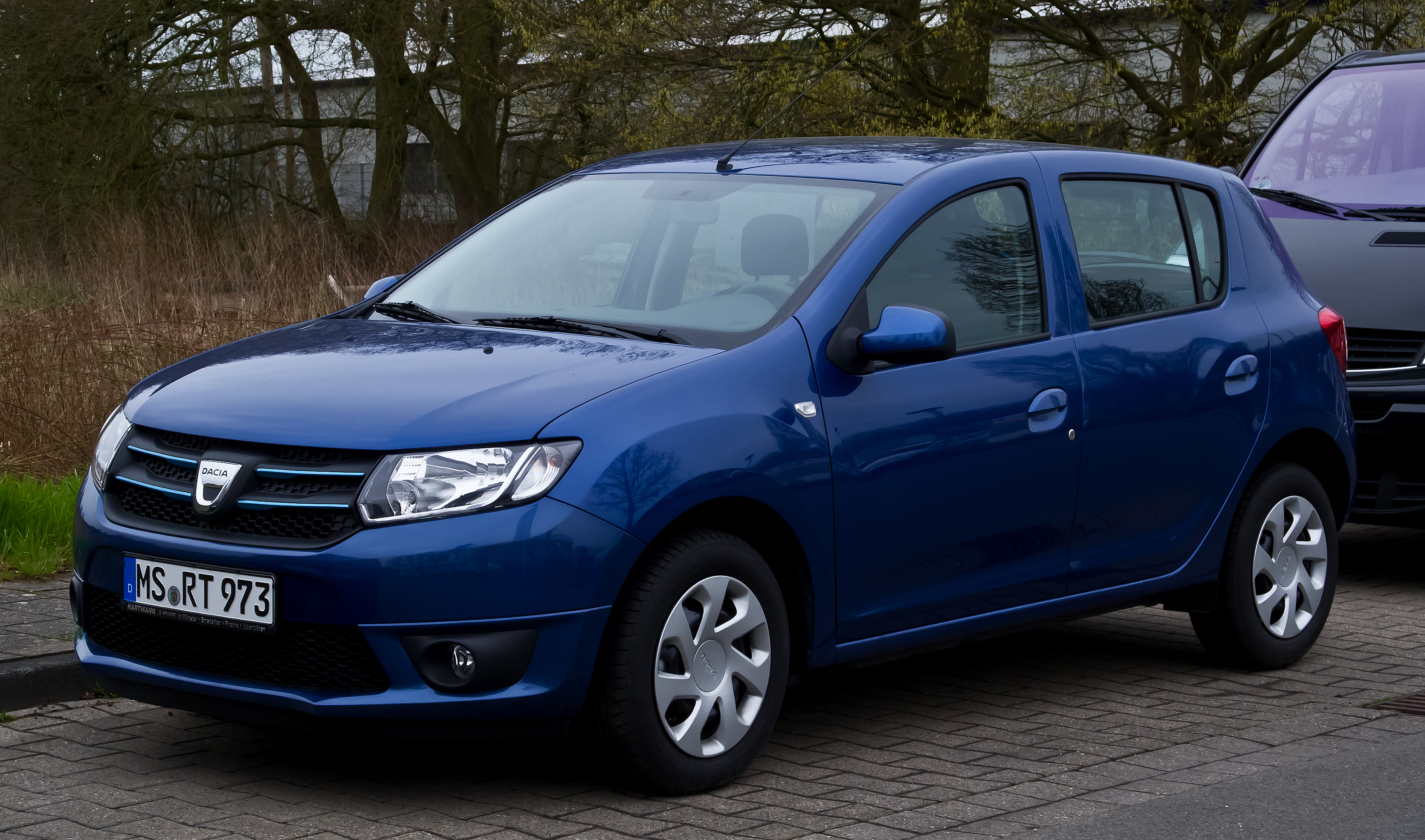 dacia sandero insurance group and review. Black Bedroom Furniture Sets. Home Design Ideas